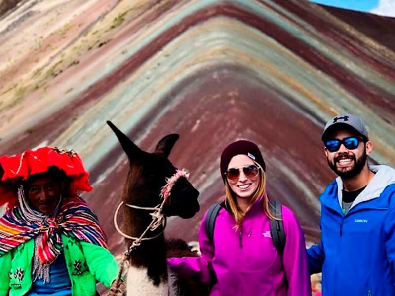 Machu Picchu y la Montaña 7 Colores