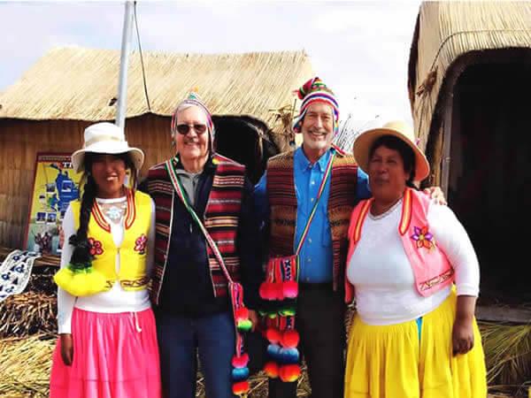 Tour Tradiciones Andinas