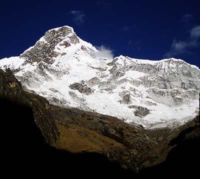 Viaje a los Andes del Perú